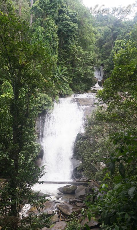 sirithan waterfall doi inthanon