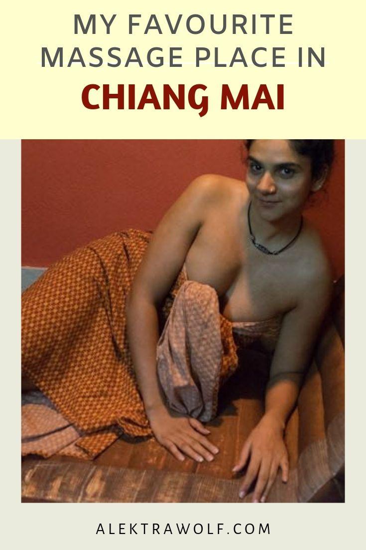 Chiang Mai MASSAGE PARLOUR THAILAND