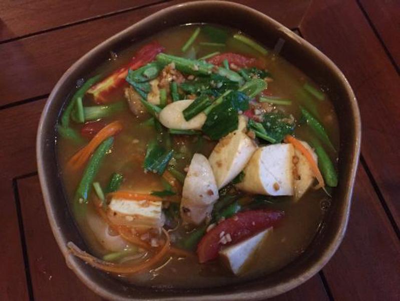anchan vegetarian Chiang Mai