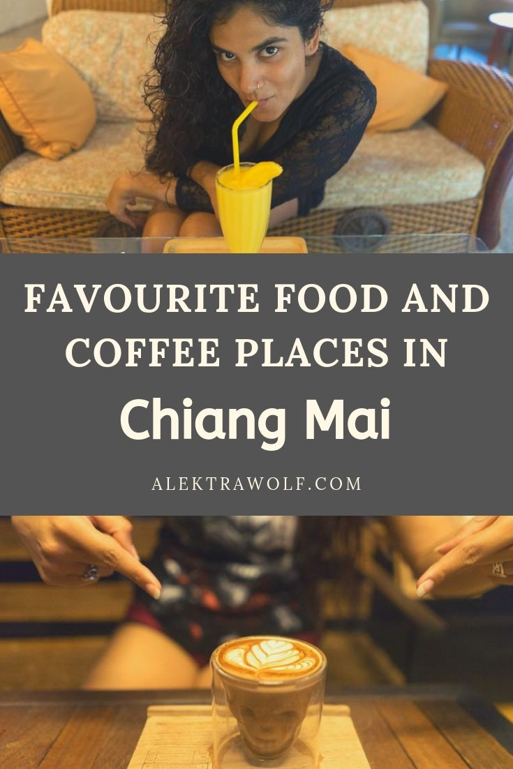 food coffee Chiang Mai