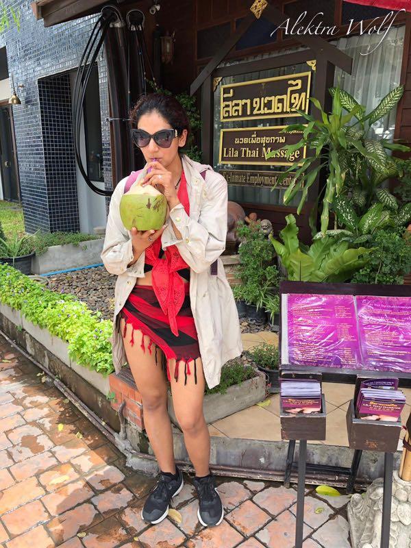 best Chiang Mai massage parlour