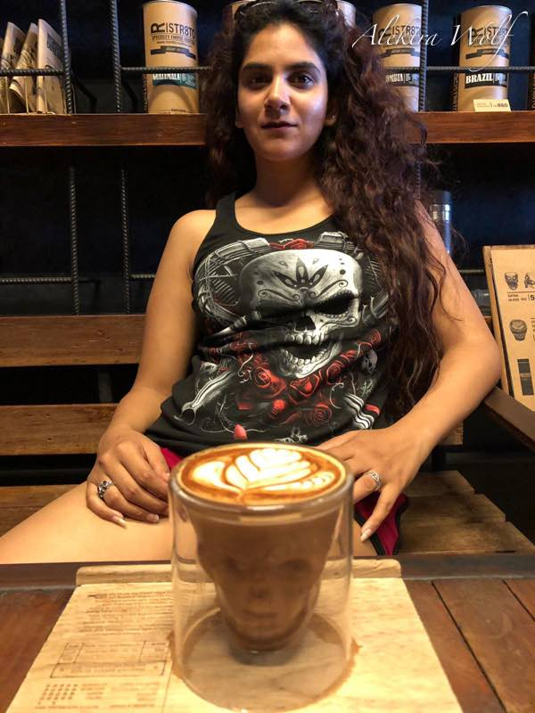 Ristr8to coffee Chiang Mai Thailand