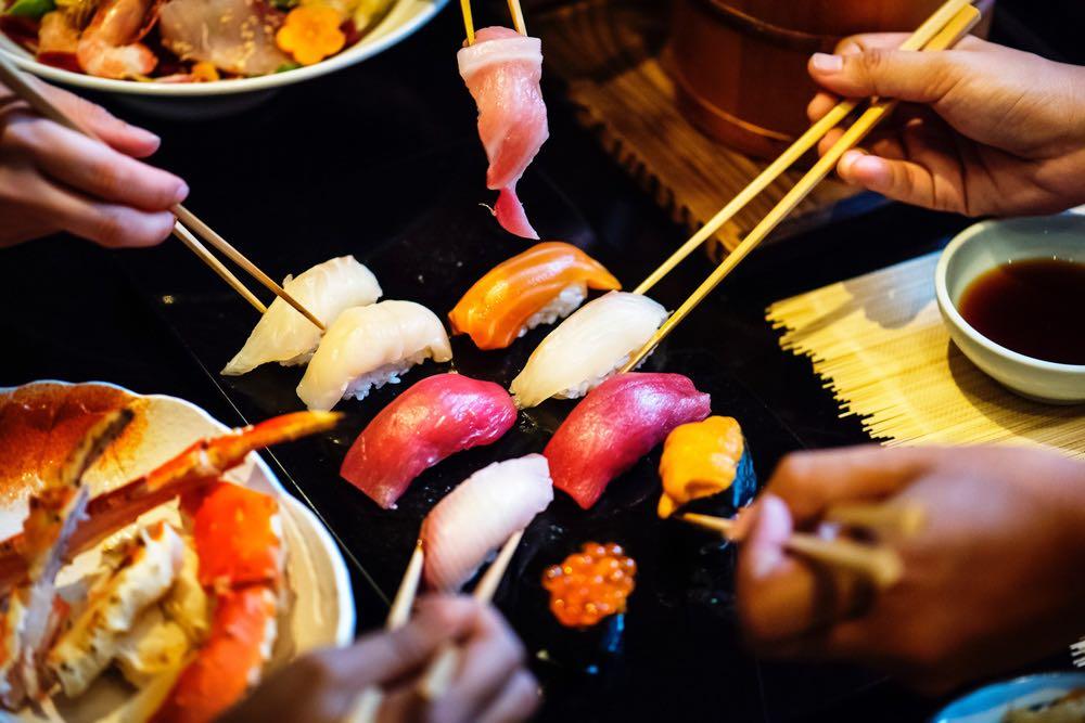 sushi Chiang Mai