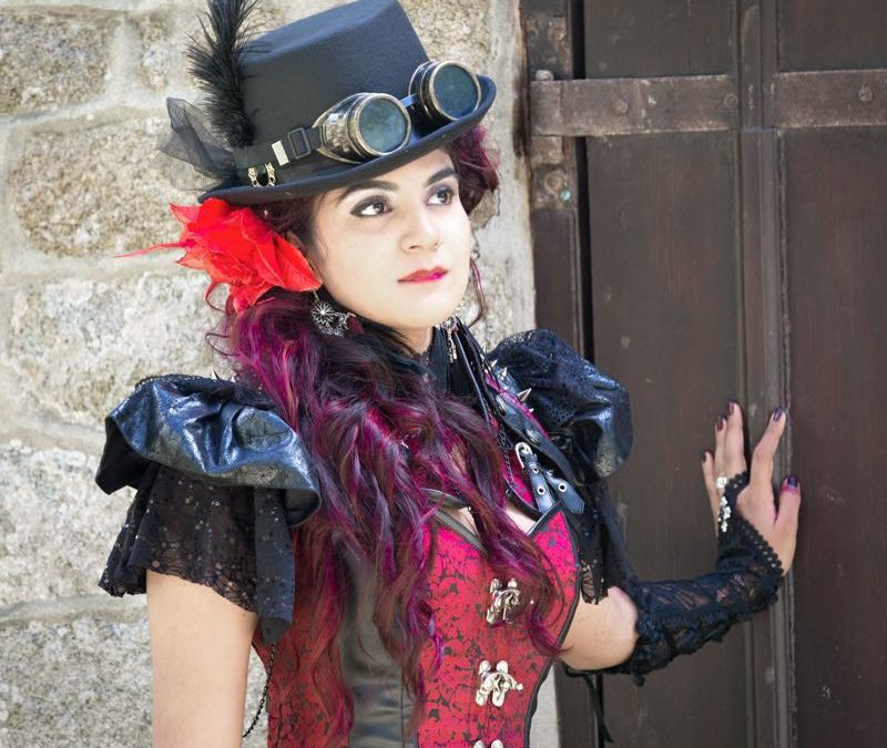 Victorian Photoshoot (With a Steampunk Vibe)